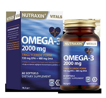 omega 3 2000 mg epa dha